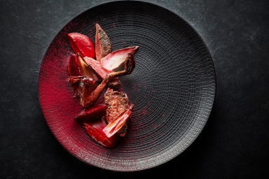 Pigeon | Beets | Chicory